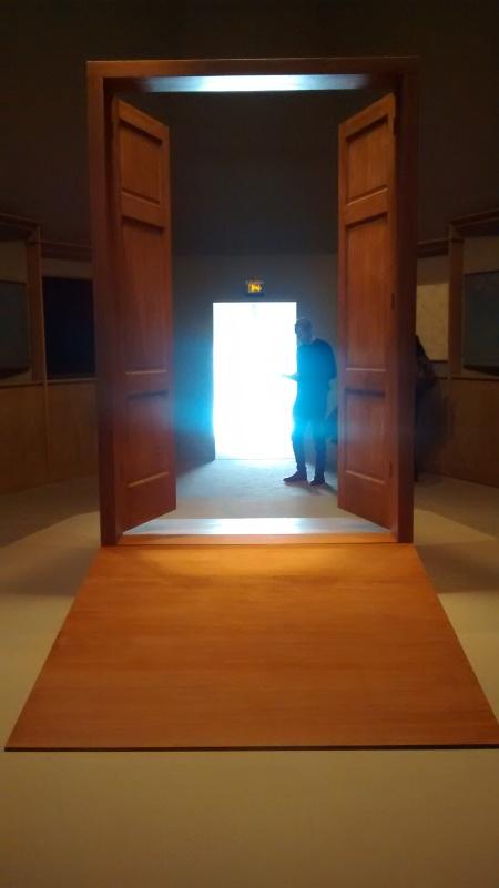 La salle des portails vers l'au-delà de l'Etrange cité @MartheRonteix